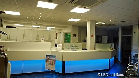 Hochwertig Arztpraxis Komplett Beleuchtung LED