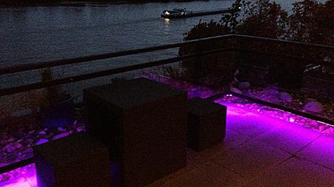 Favorit Terrassenbeleuchtung Ambient - LED Lichtkonzepte GmbH ND61